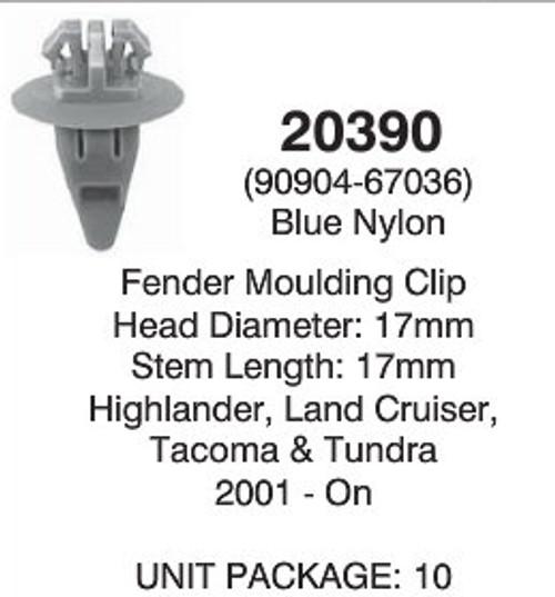 Auveco 20390 Detail