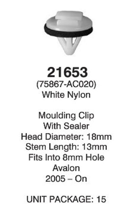 Auveco 21653 Detail