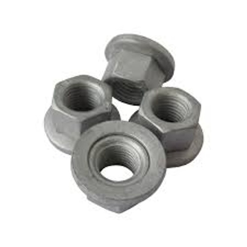 "Free Spinning Washer Nut 3/8 - 16 Thread Washer O.D. : 7/8"" Hex Size: 9/16"" OEM# 376785 Phosphate 25 Per Box Click Next Image For Nut Size Chart"