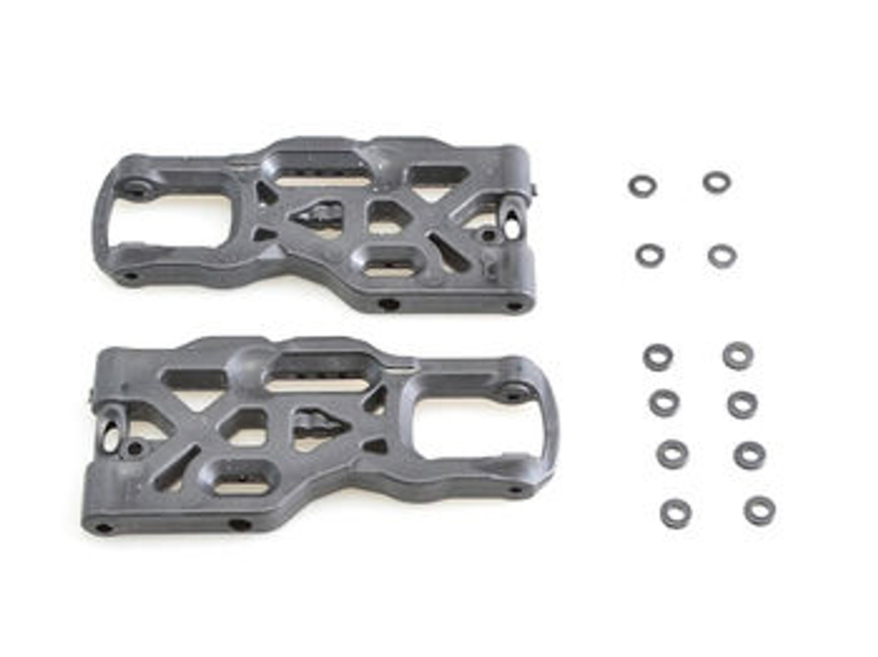 JQRacing Hard Front Arms (BE, WE) (JQB0370)