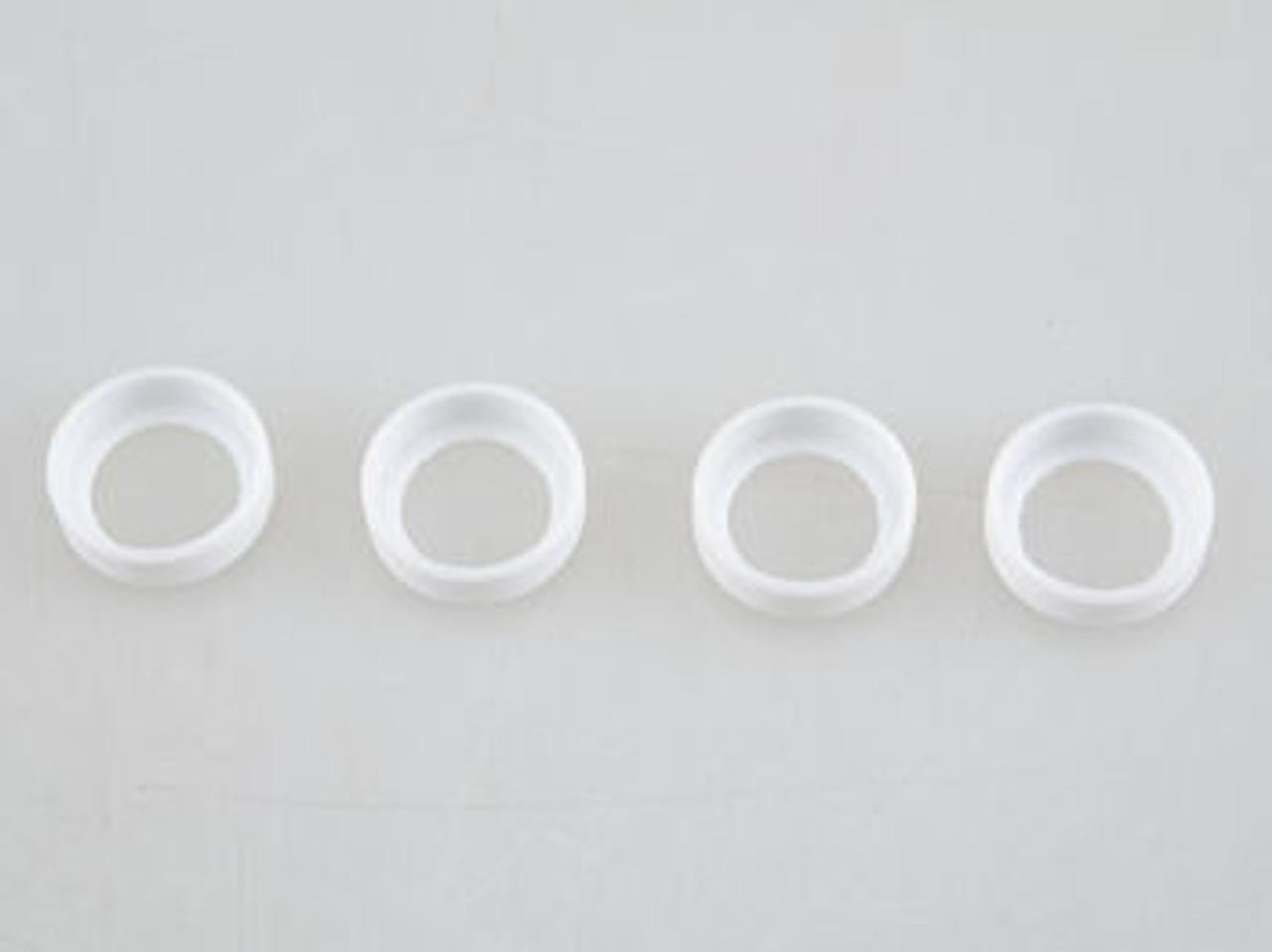 JQRacing Plastic Bearing Insert 4pcs (BE, WE) (JQB0383)