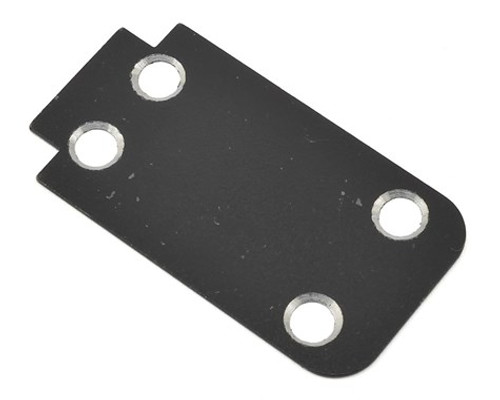 JQRacing Black Edition Steel 3mm Chassis Skidplate (JQB0401)