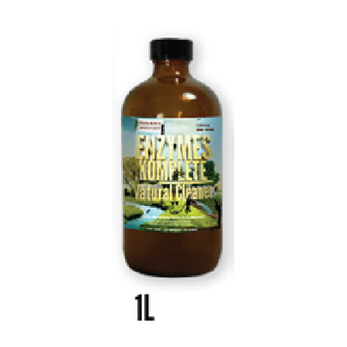 Enzymes Komplete Natural Enzymatic Cleaner 1 Liter