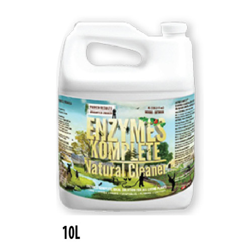 Enzymes Komplete Natural Enzymatic Cleaner 10 Liters