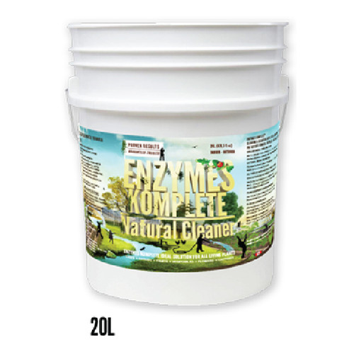 Enzymes Komplete Natural Enzymatic Cleaner 20 Liters