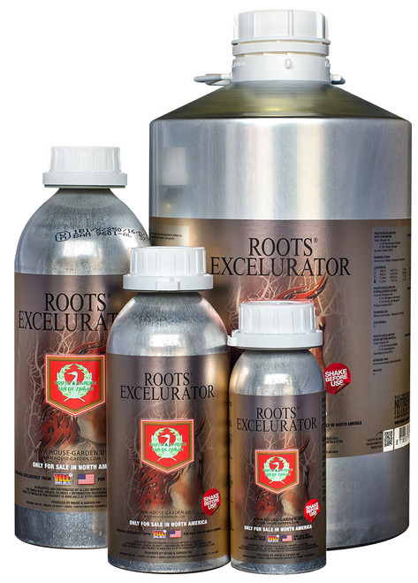 House & Garden Roots Excelurator Silver 5L