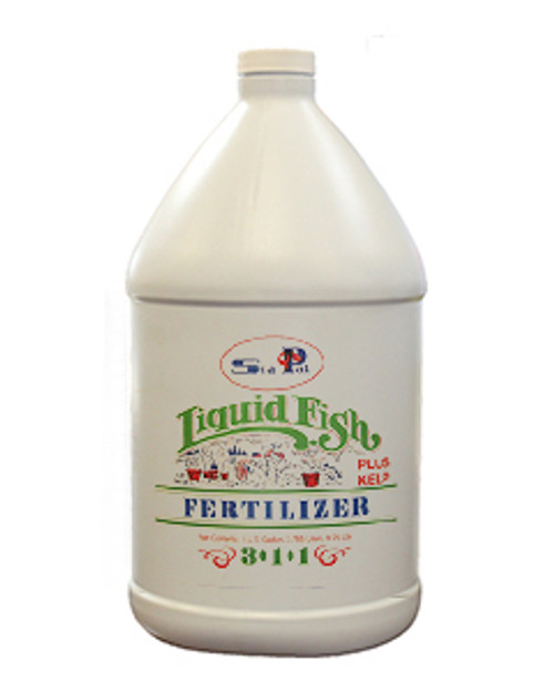 SeaPal (3-1-1) Liquid Fish Emulsion 100% Organic 1gal