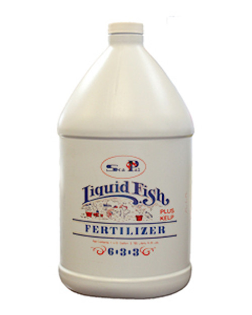 SeaPal (6-3-3) Liquid Fish Emulsion Plus 92% 1gal