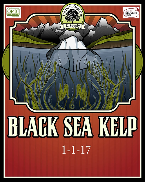 VermaPlex Black Sea Kelp 1gal