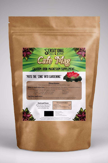Sensational Solutions CaFe Mag 5 lbs
