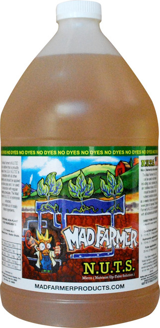 Mad Farmer NUTS 1 gallon
