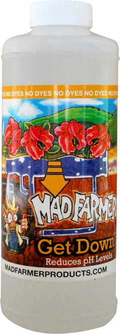 Mad Farmer pH Get Down 1 quart (acid)