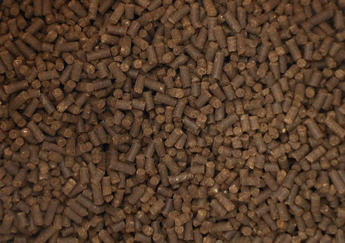Be-1 Pellets close up