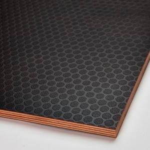 Promaster Diamond Plate Aluminum Floor