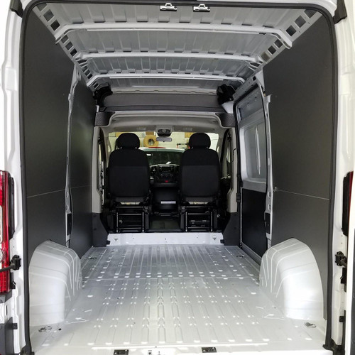 Van Roof Racks >> Insulated ProMaster Van Wall Liners | Advantage Outfitters