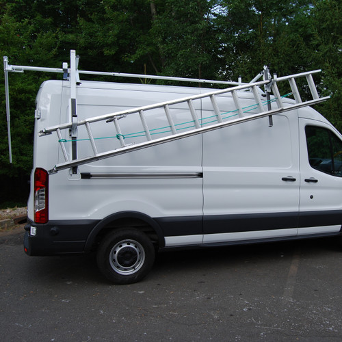 Ford Transit Van Drop Down Ladder Racks Advantage Outfitters
