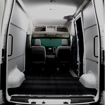 Nissan NV Wall Liners