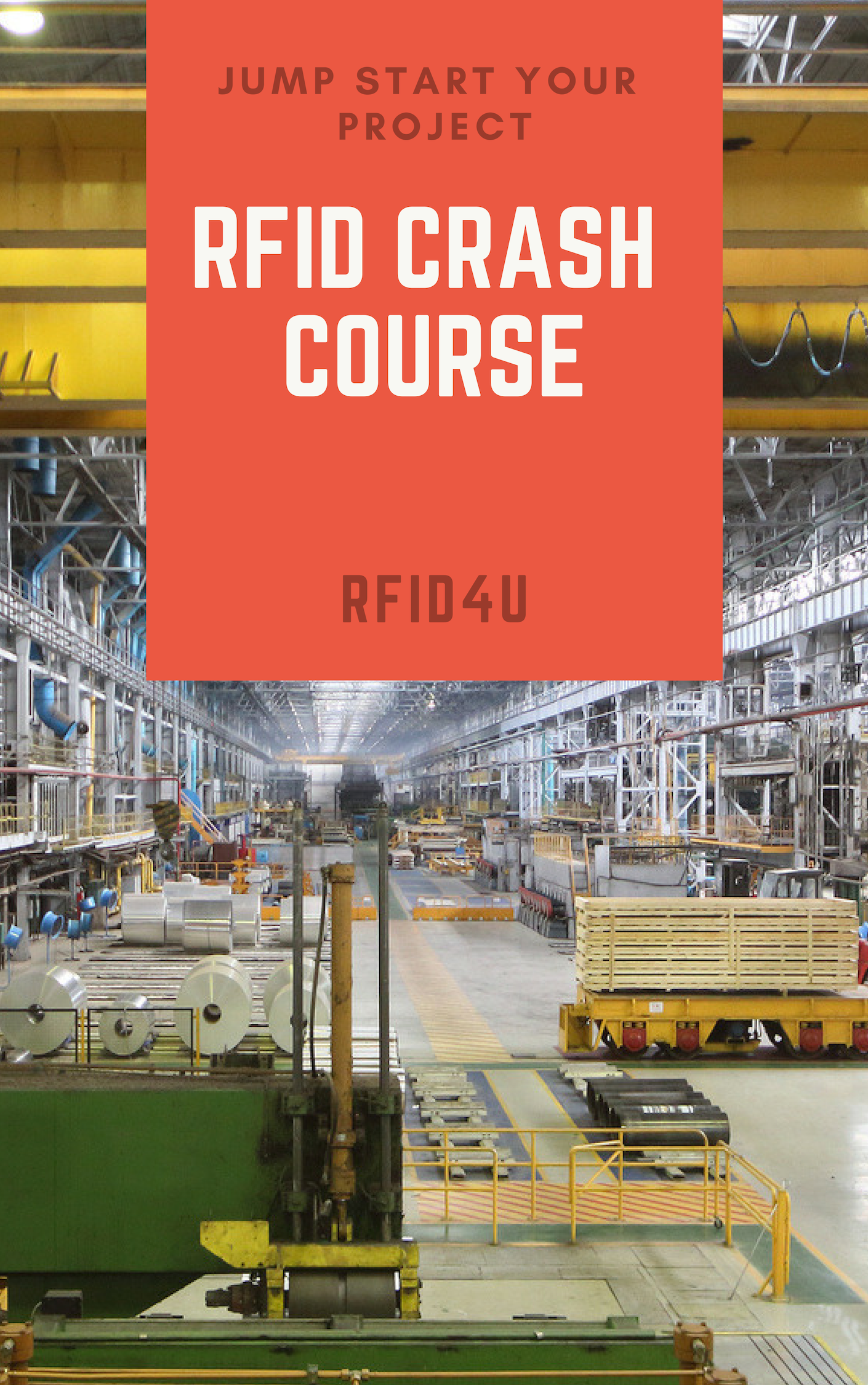 Download RFID Crash Course Book