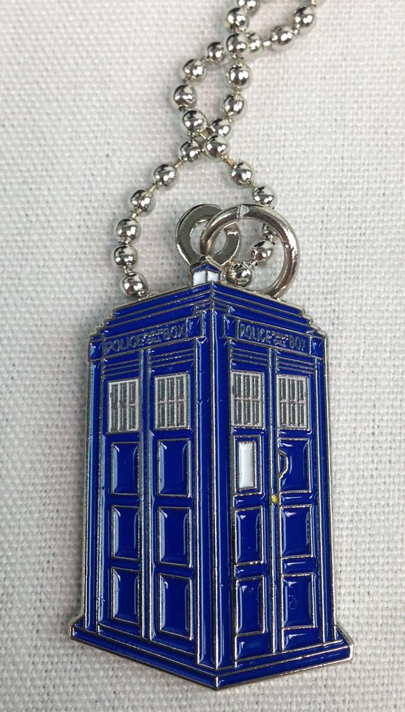 TARDIS Pendant