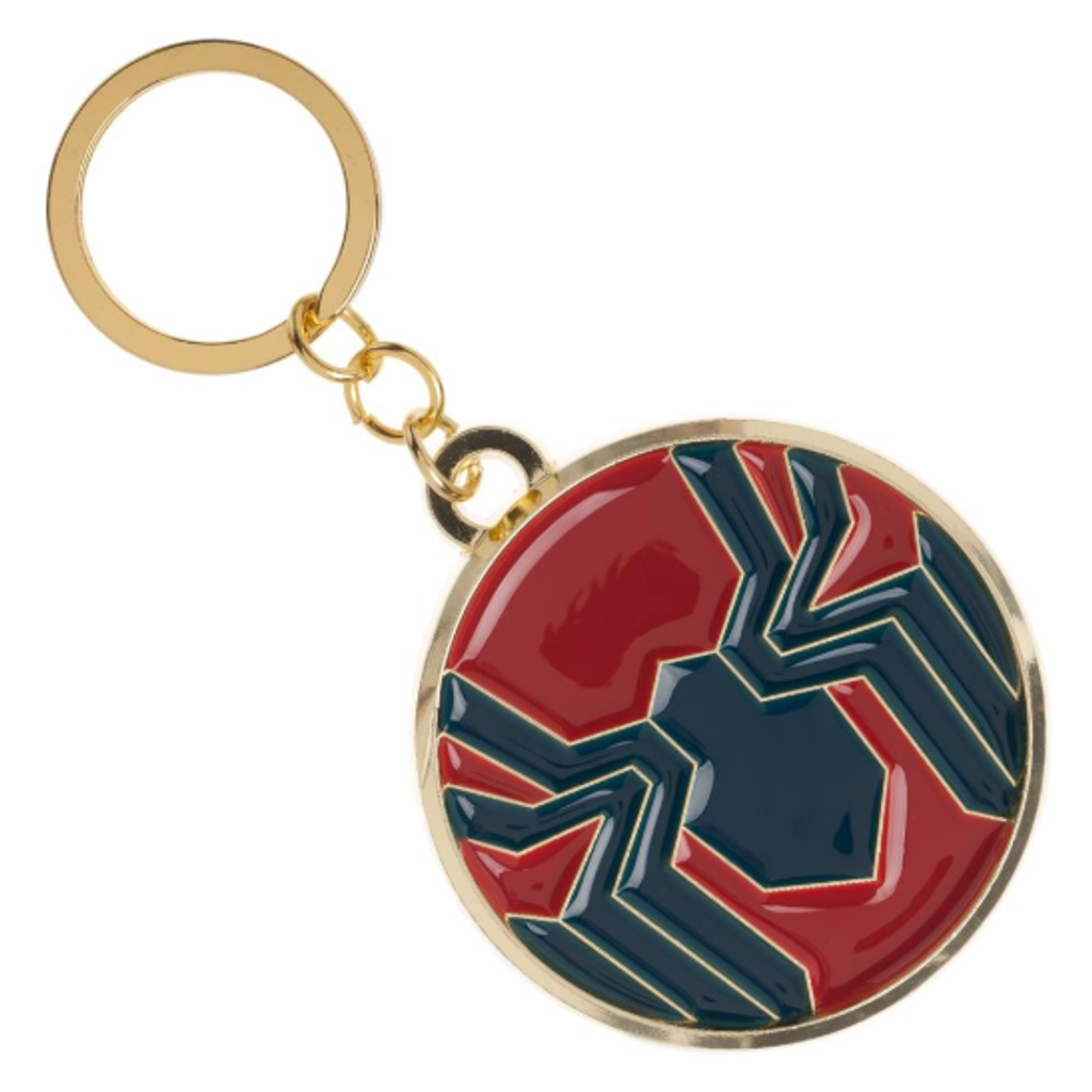 Avengers Infinity War Movie Spider-Man Keychain