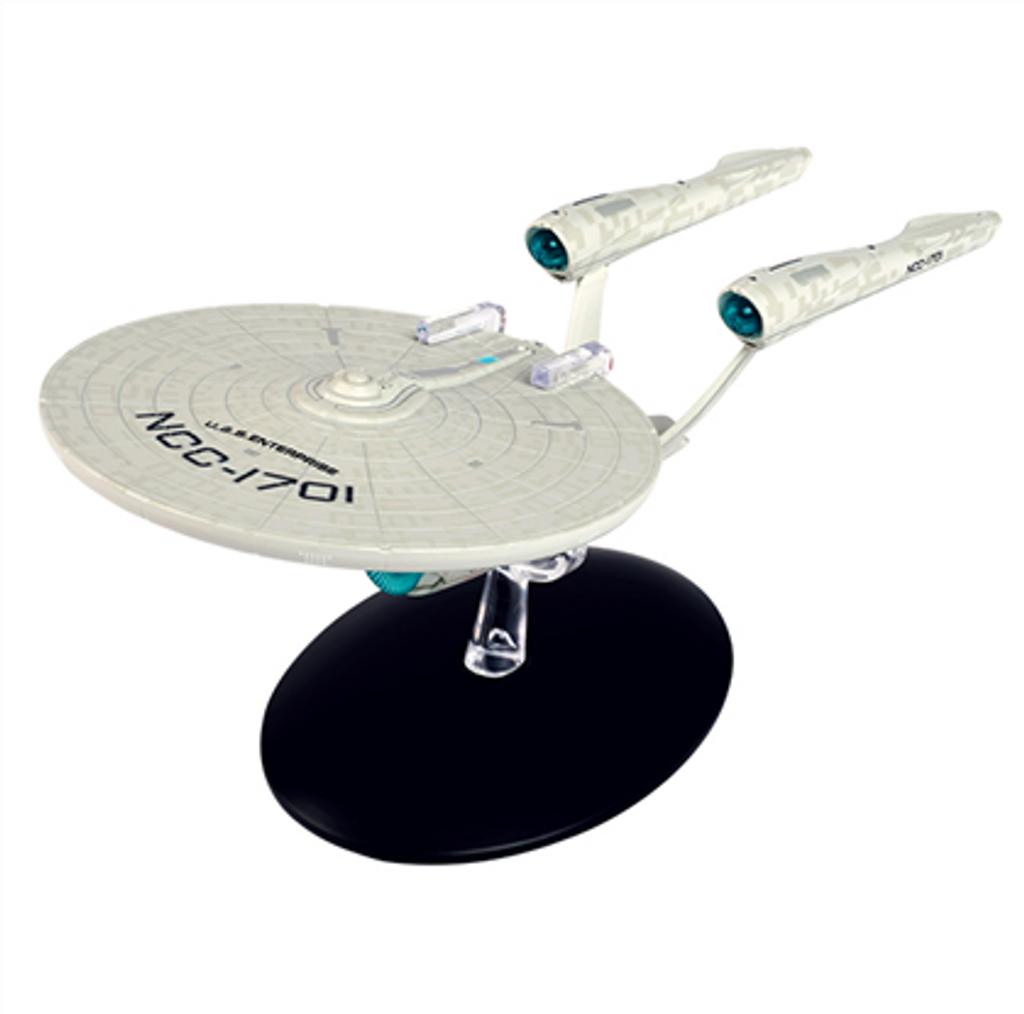Star Trek Eaglemoss U.S.S. Enterprise NCC-1701 Model Ship (Star Trek Beyond)