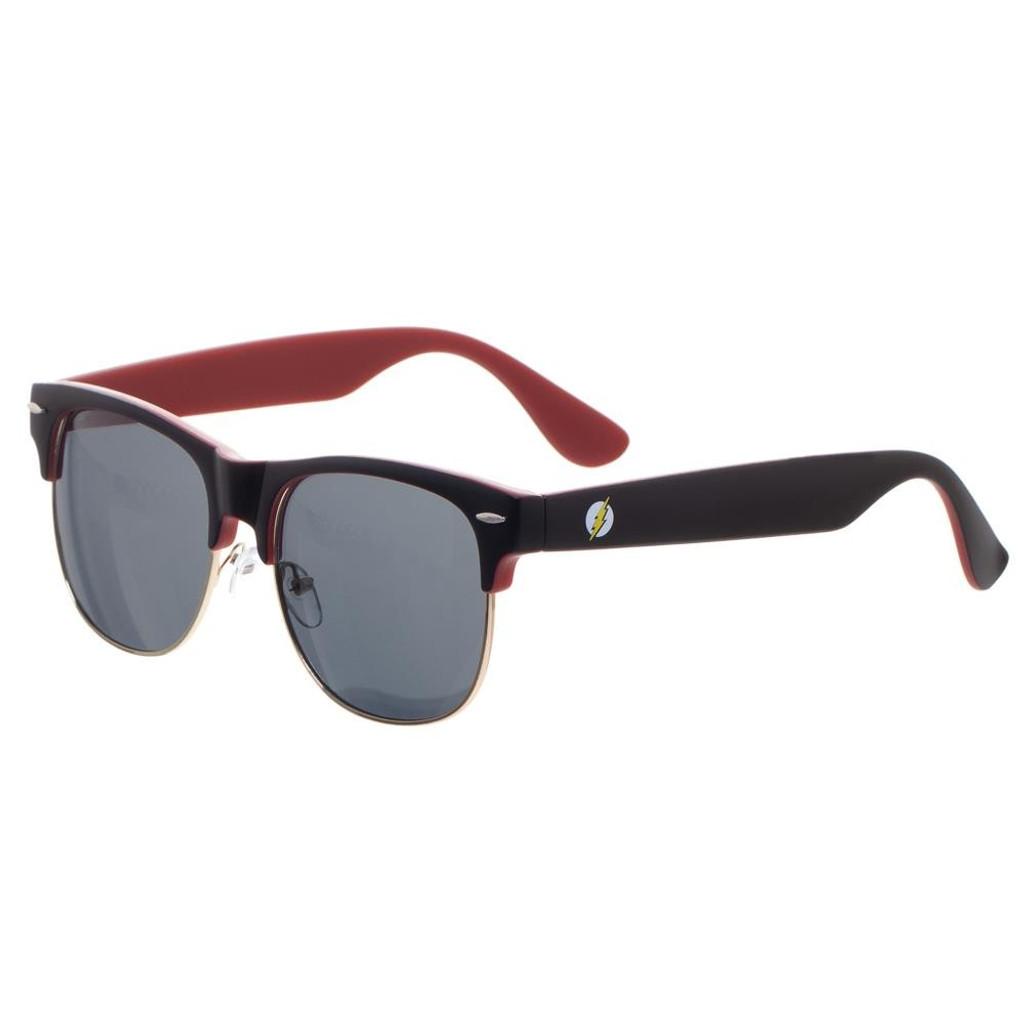 DC Comics Flash Sunglasses and Case