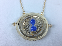 Time Turner Pendant (Blue Sand)
