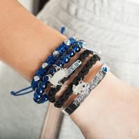 Harry Potter Ravenclaw 5 Piece Bracelet Set