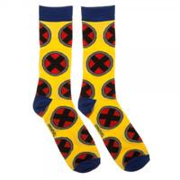 Marvel X-Men All-Over Print Crew Socks