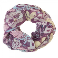 Marvel Pastel Character Heads Infinity Scarf