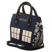 Doctor Who TARDIS Mini Brief Handbag