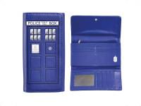 Doctor Who TARDIS Figural Wallet