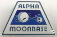 Alpha Moonbase Enamel Pin