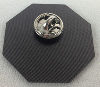 Lost TV Show - Dharma Corporation Logo Enamel Pin