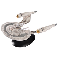 Star Trek Eaglemoss U.S.S. Franklin Special Edition Collectible