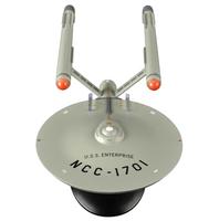 Star Trek Eaglemoss U.S.S. Enterprise (The Original Series) Collectible Ship