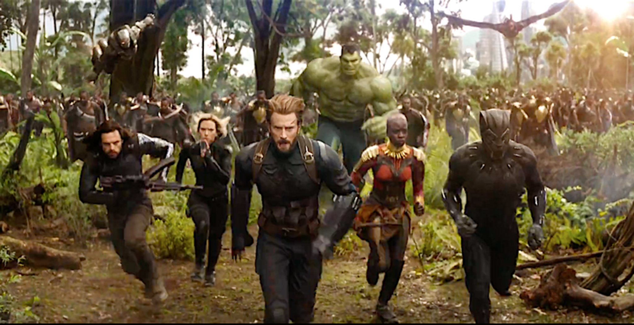 Marvel Studios announces new 'Avengers: Infinity War' release date in the best way