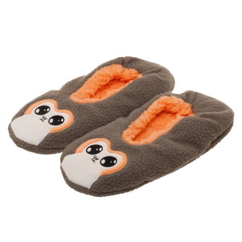 Star Wars Porg Bedroom Slippers