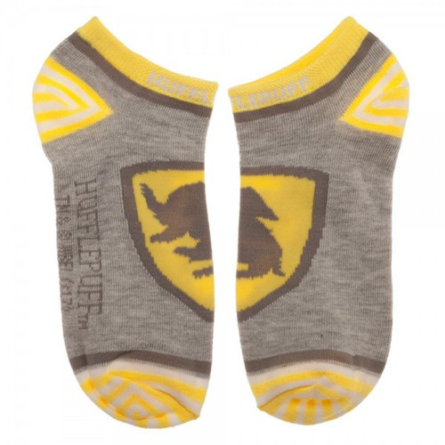 Harry Potter Hogwarts House Ankle Socks - Hufflepuff