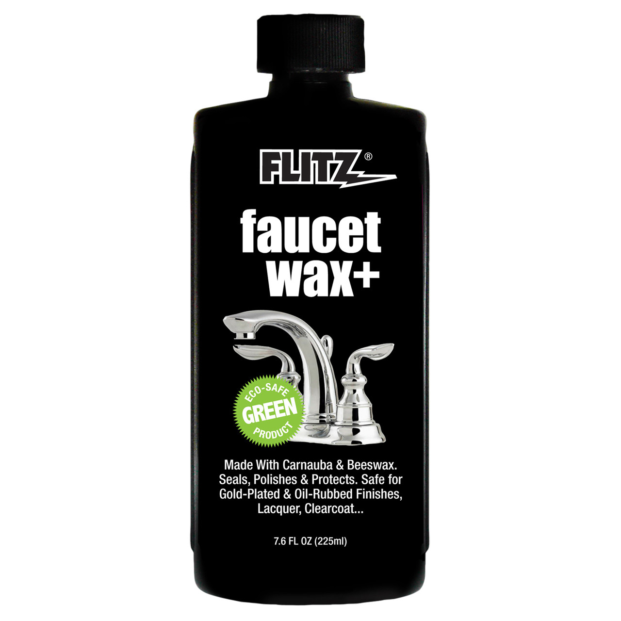 Flitz - Faucet Wax Plus
