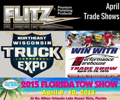 April Trade Shows