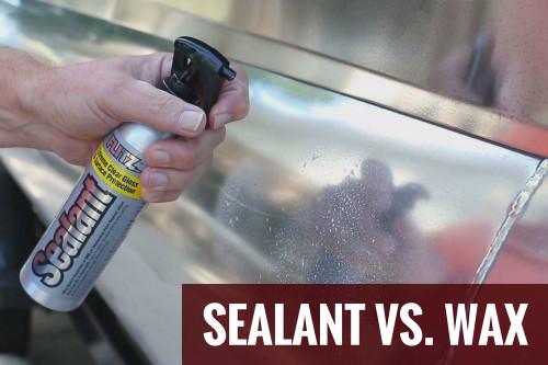 Paint Sealant Vs. Car Wax