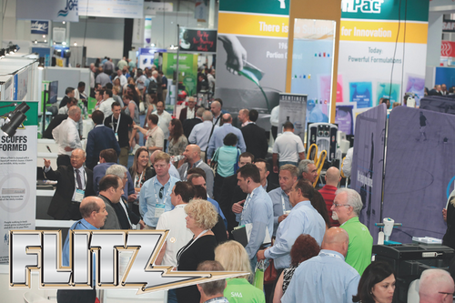 Innovation in the Cleaning Industry - Flitz at ISSA 2018