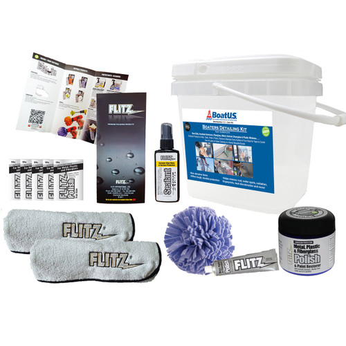 Flitz Boaters Detailing Kit