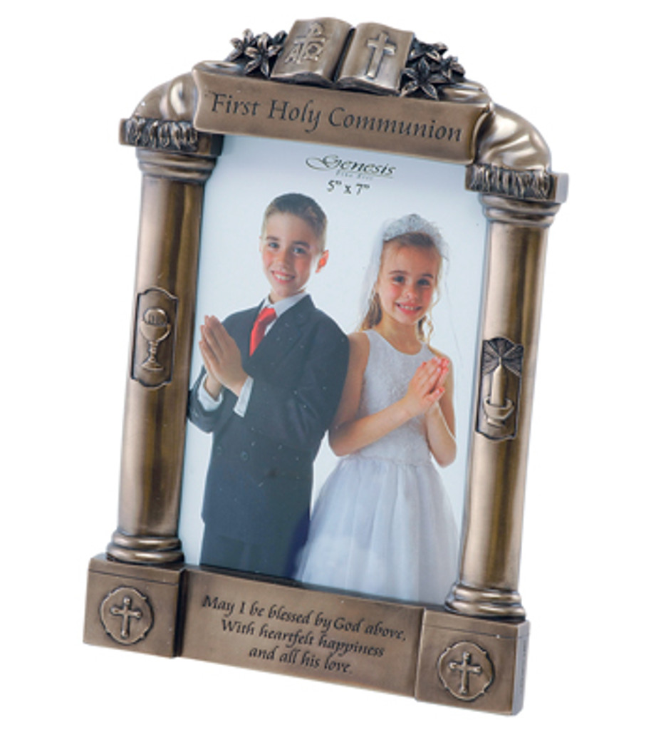 "First Holy Communion Frame  -  5 x 7""   -   KK013"
