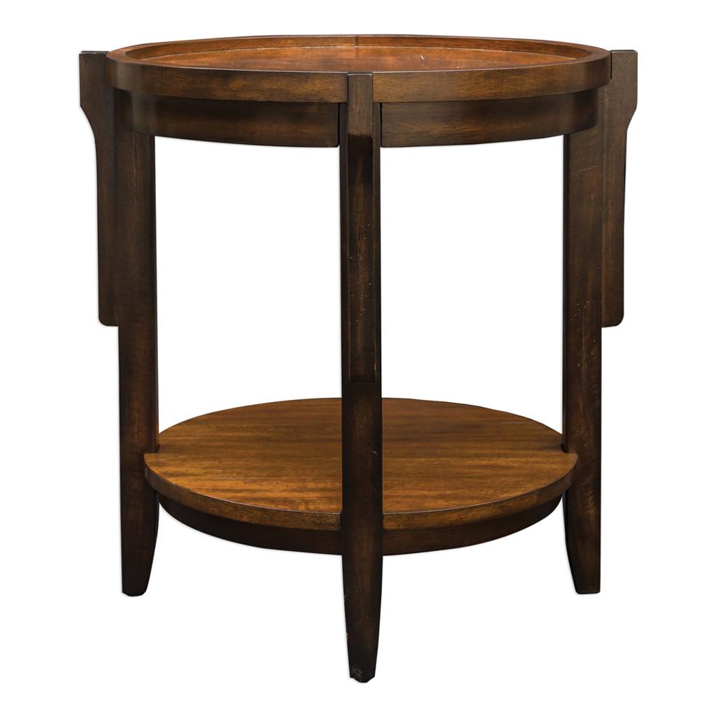 Sigmon End Table - 25818