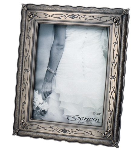 Claddagh Wedding Frame  -  LL005
