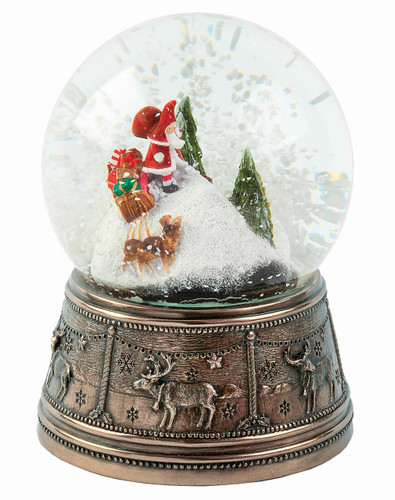 Christmas Igloo Snow Globe - MM032