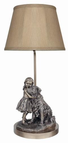 Puppy Love Lamp - PP011L (PP011L)