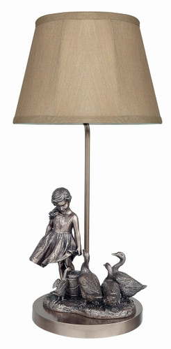 The Goose Girl Lamp - PP014L (PP014L)